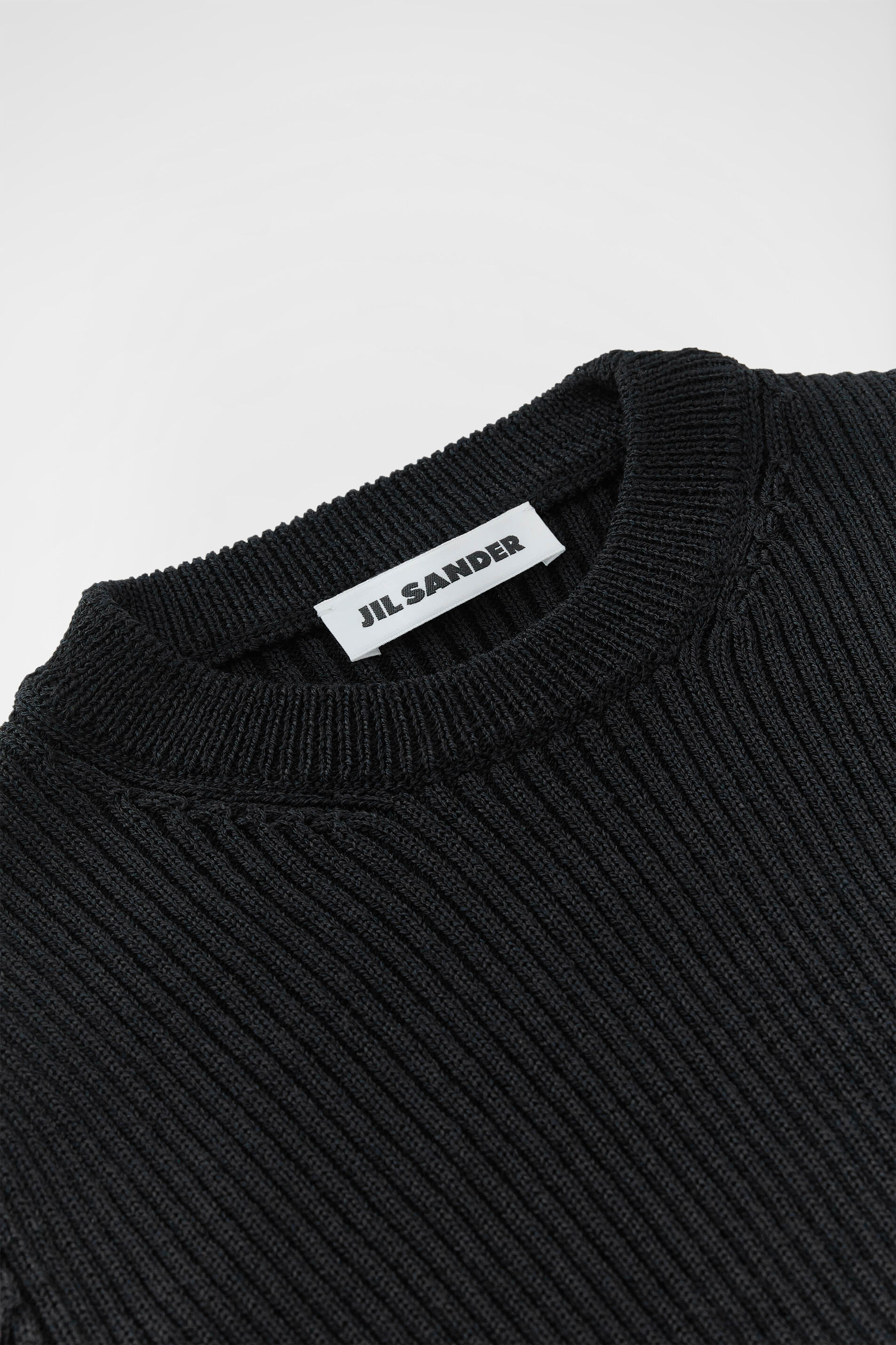 Sweater, black, large