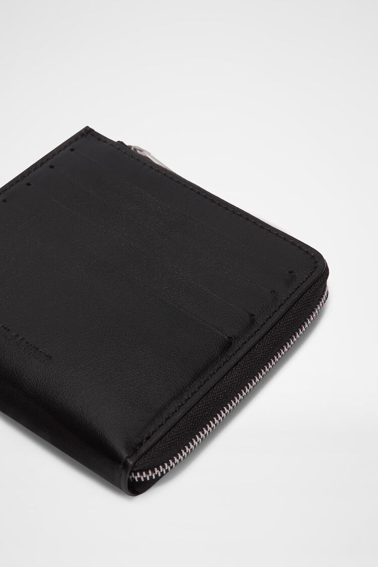 Card Wallet, black, large