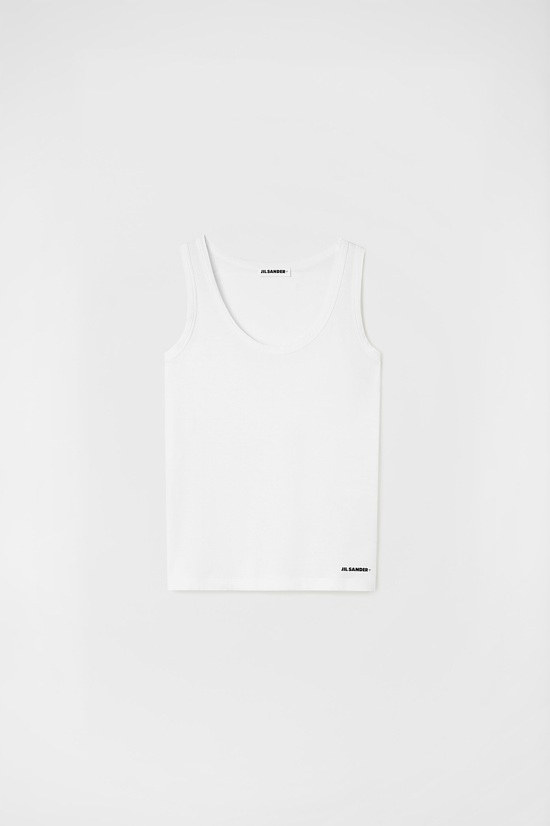 Tank Top, white, large