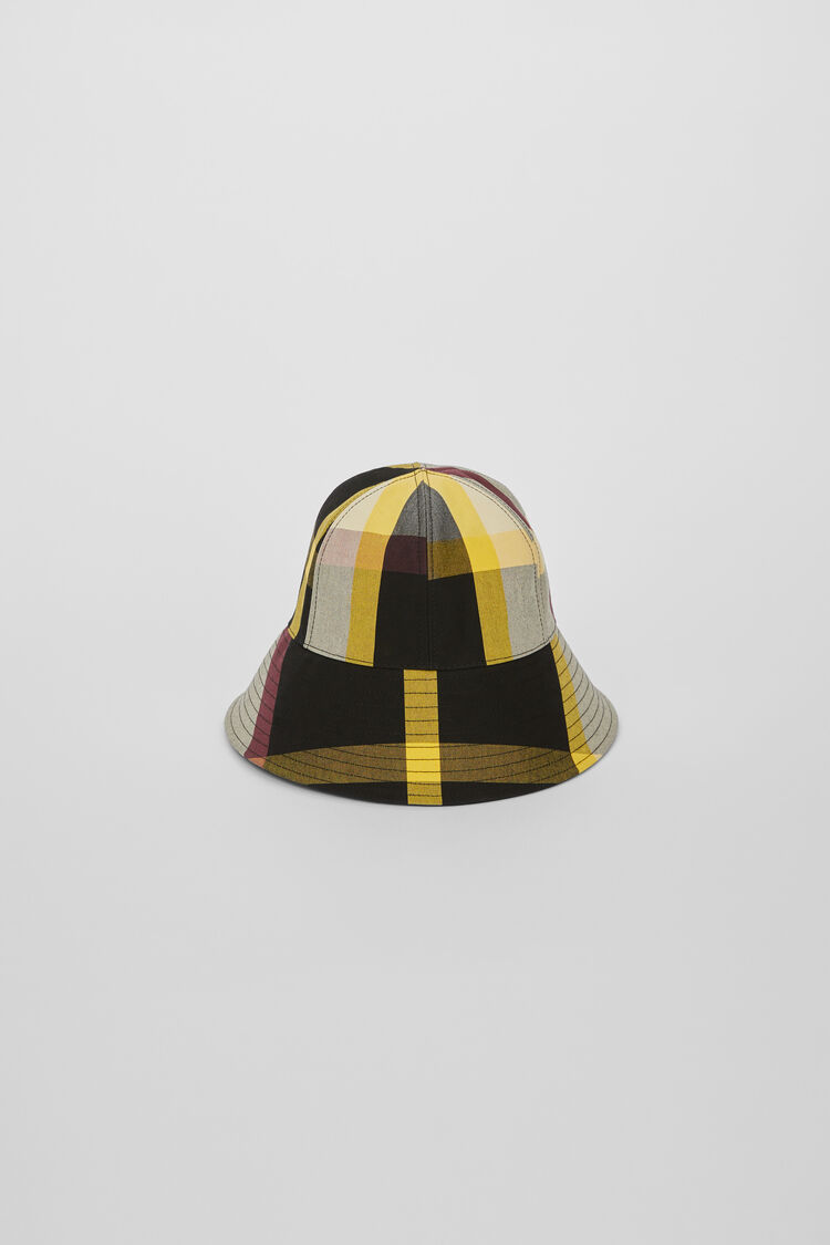 Hat, multicolour, large