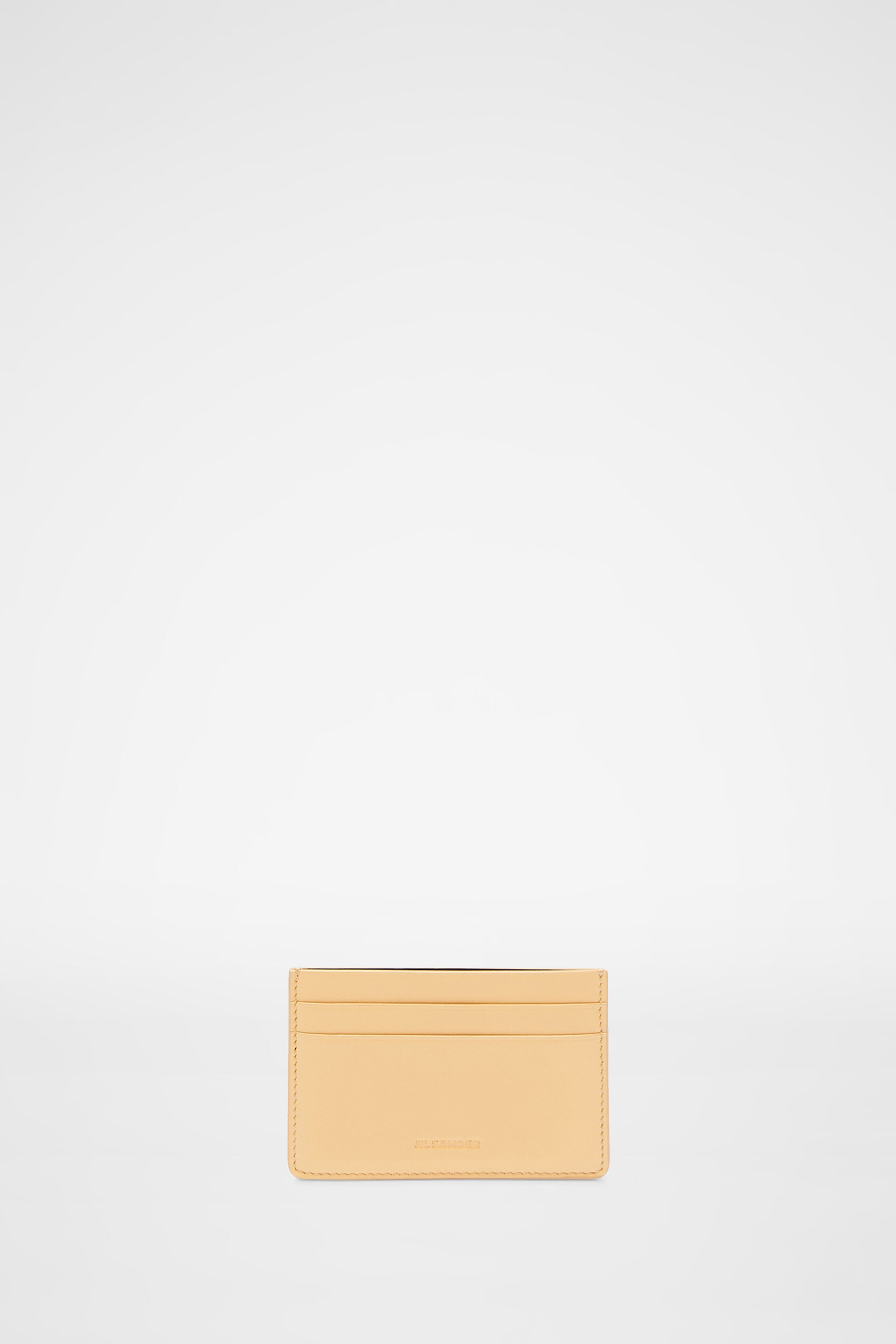 Credit Card Holder, yellow, large