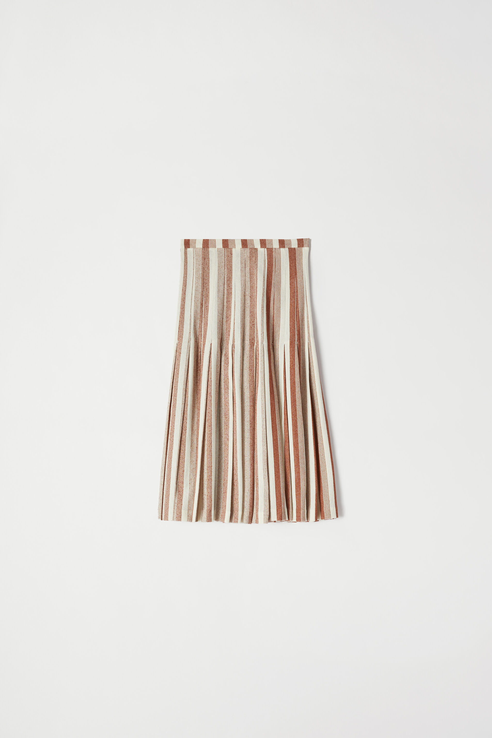Skirt, brown, large