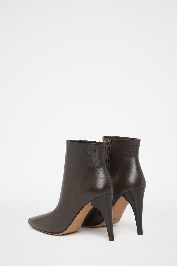 Ankle Boots, dark brown, large