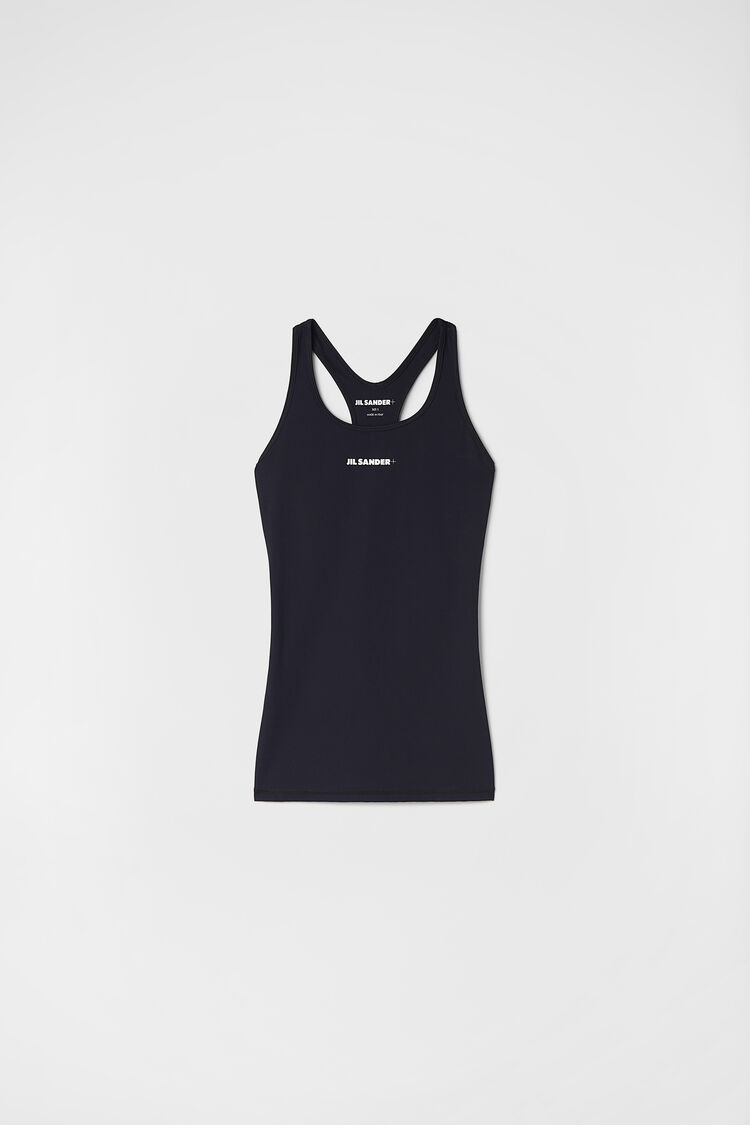 Tank Top, black, large