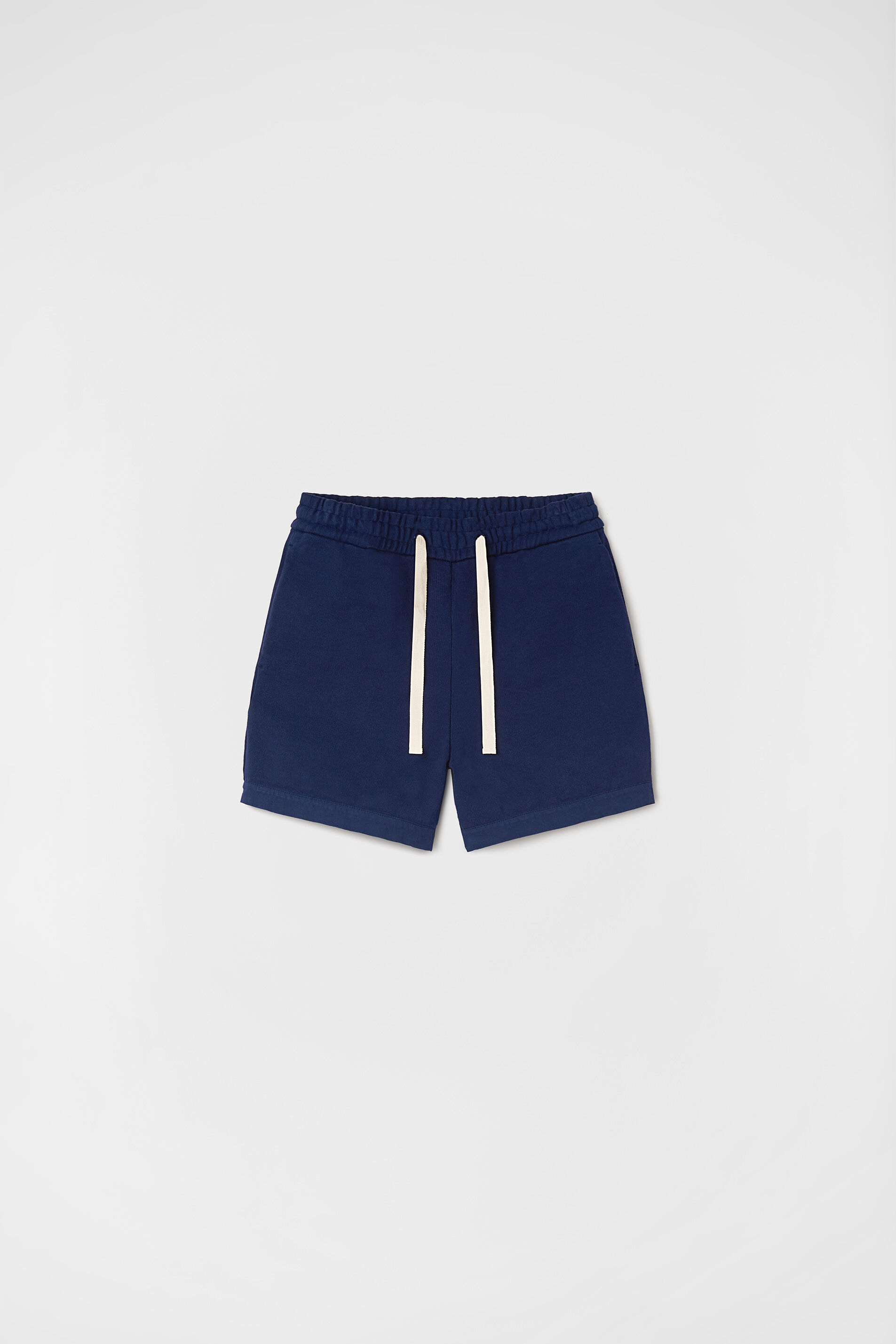 Shorts, blue, large
