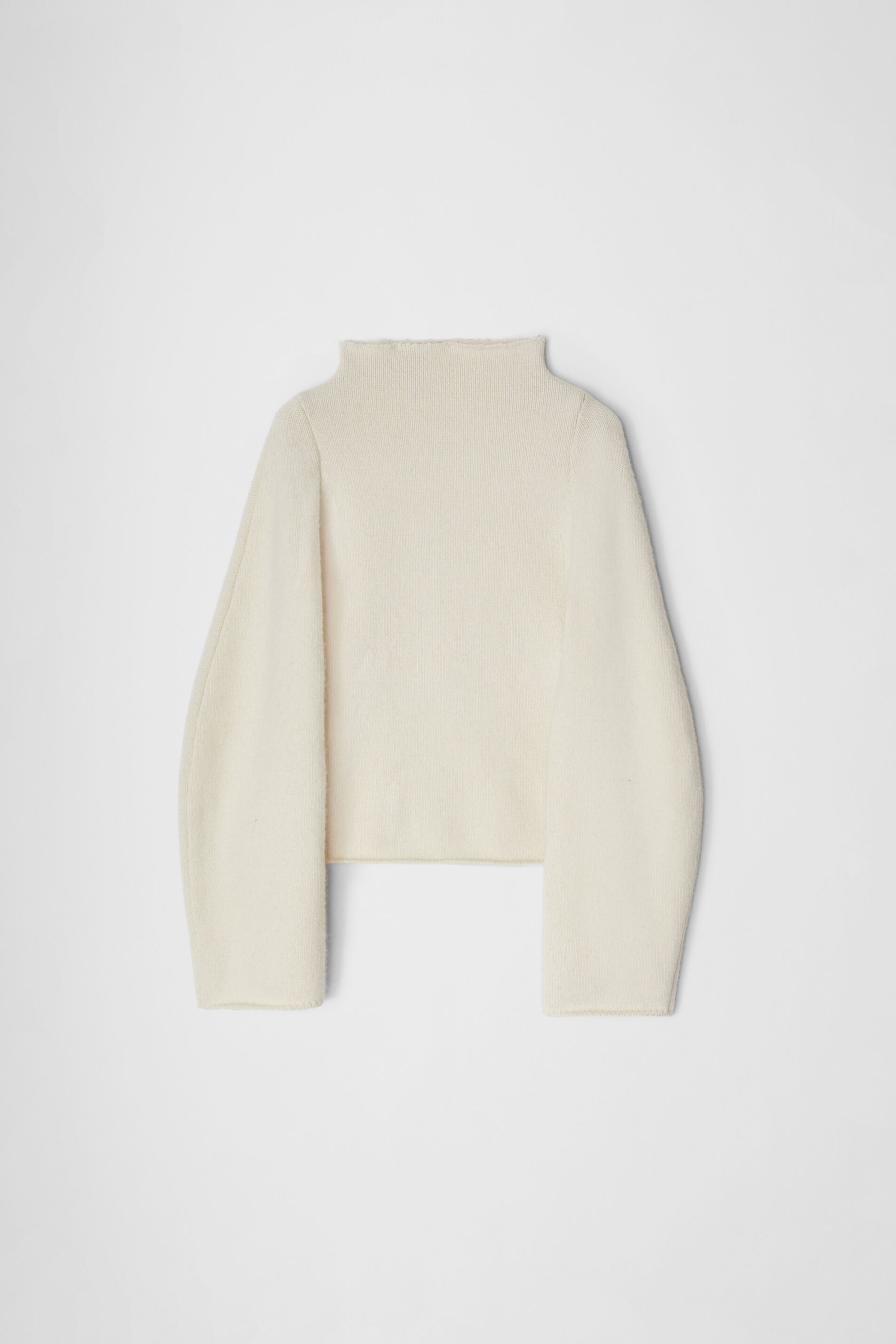 Sweater, white, large