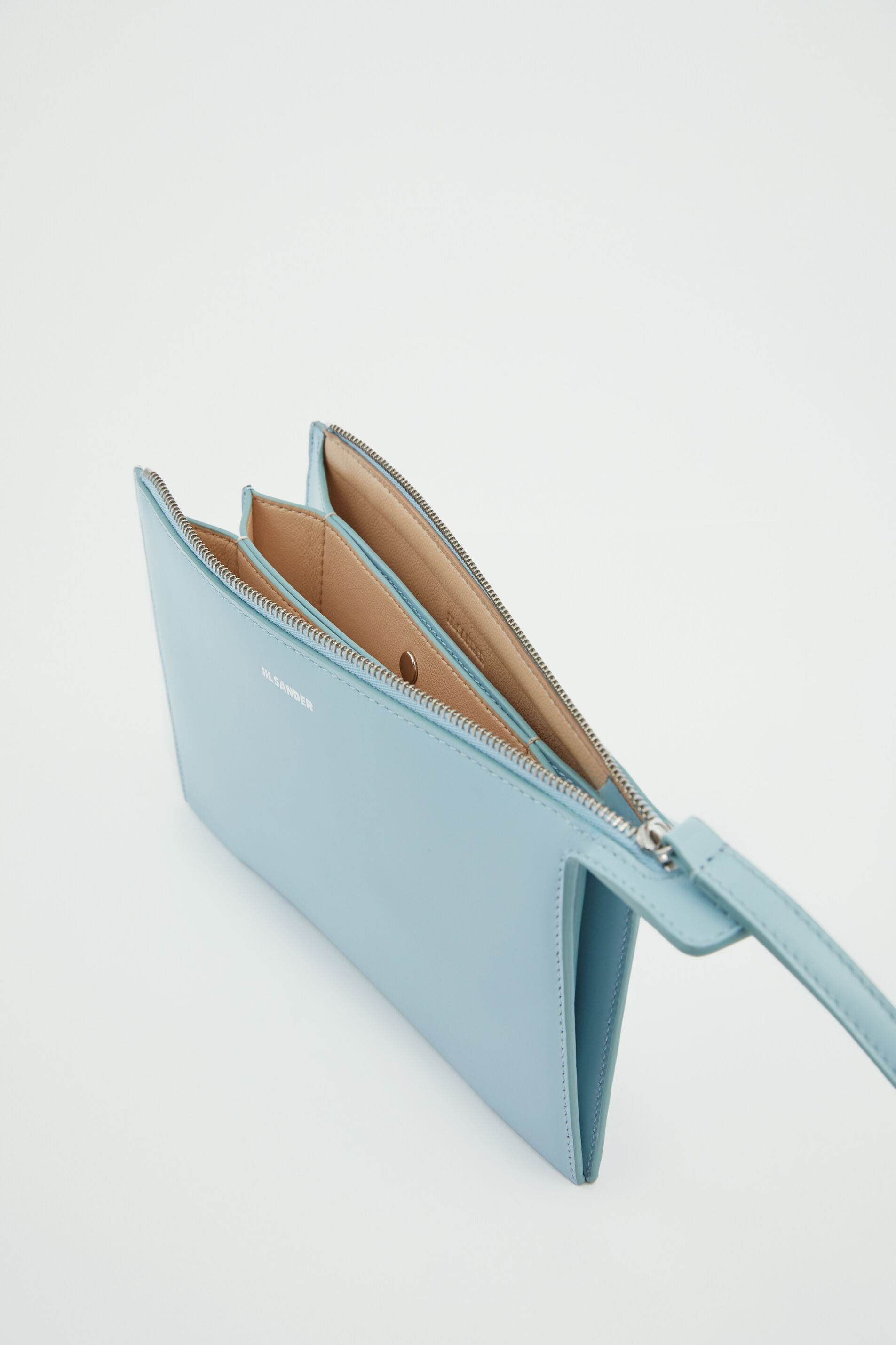 Tootie Wallet, turquoise, large