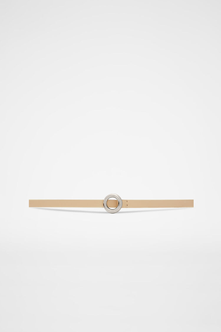 Belt, beige, large