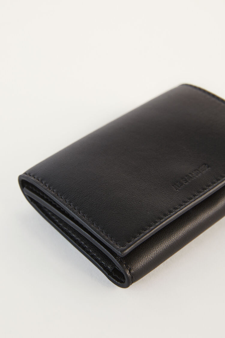 Mini Wallet, black, large