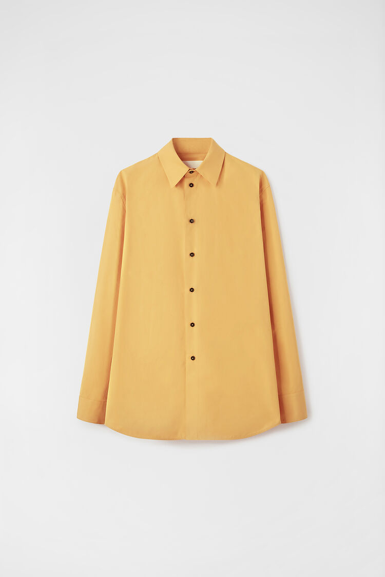 Shirt, pastel orange, large