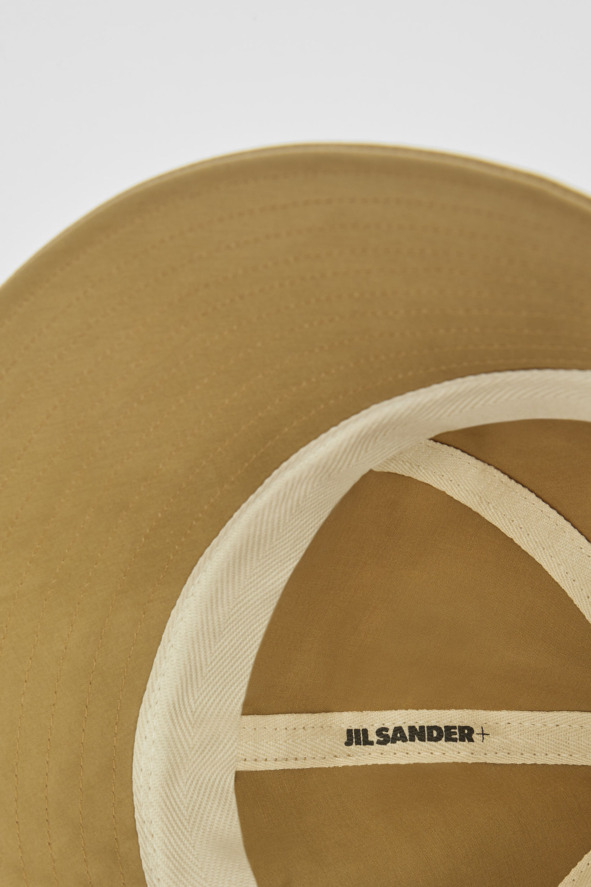 Hat, dark beige, large