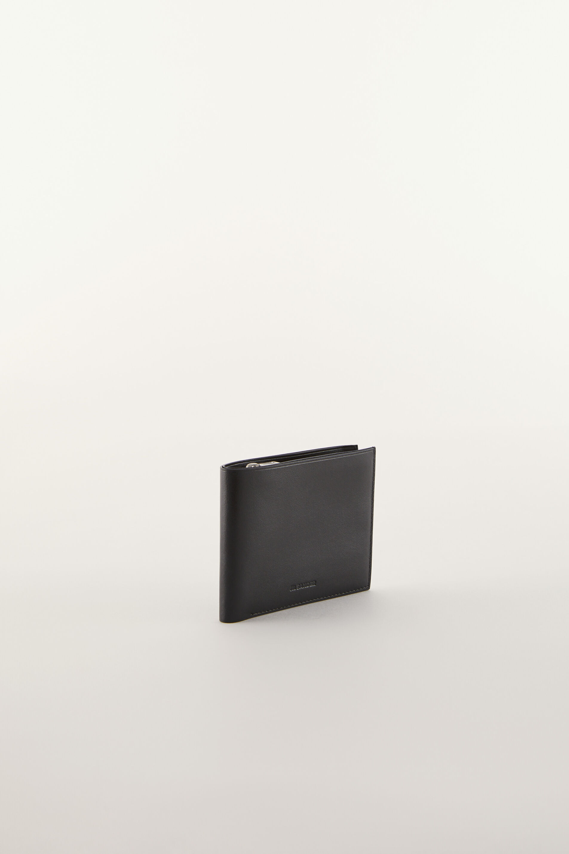 Zip Pocket Wallet, black, large