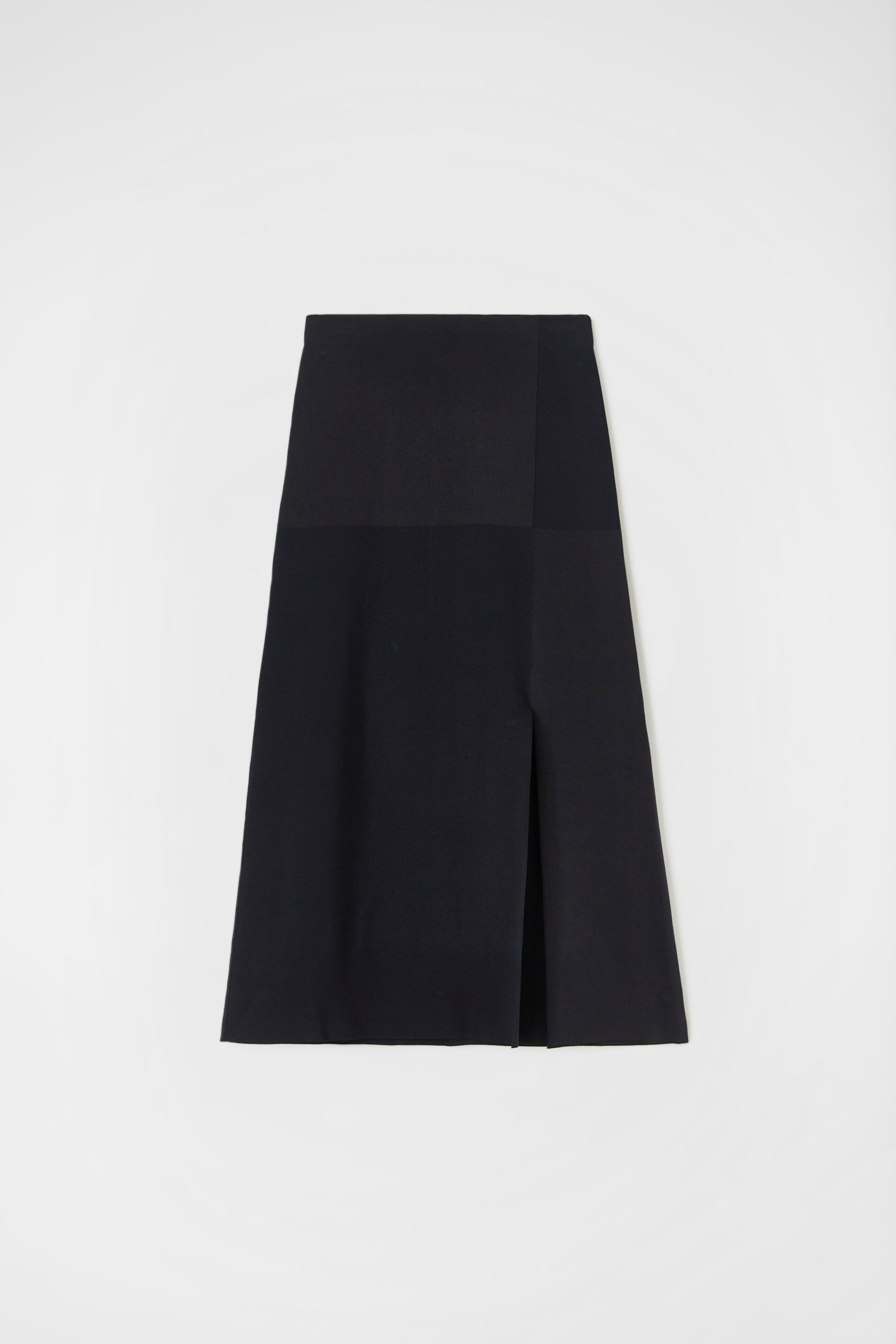 Skirt, black, large
