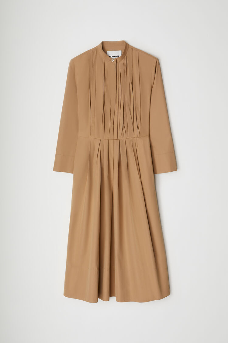 Dress, beige, large