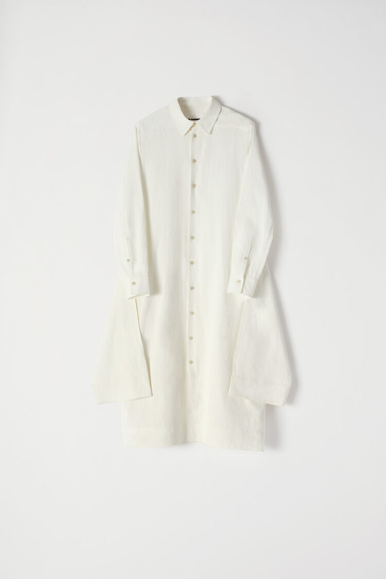 Shirt Dress, natural, large