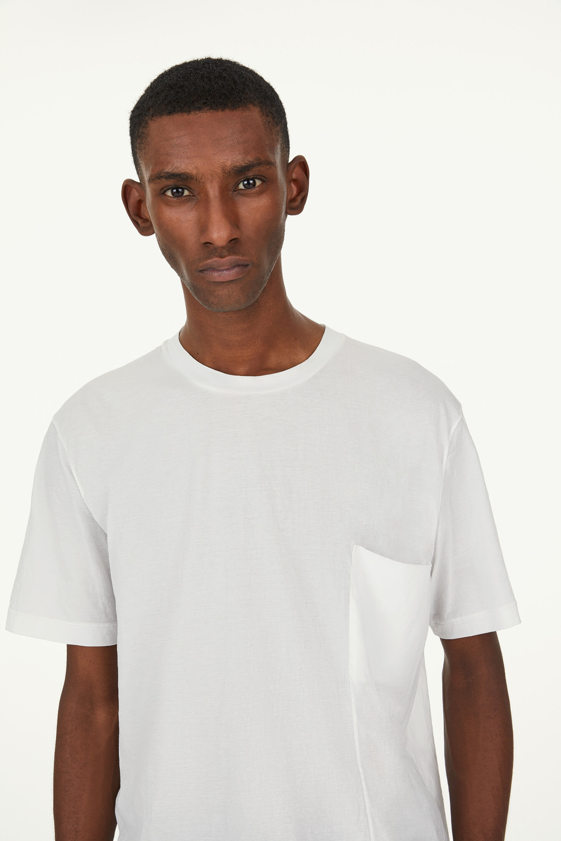 T-shirt, natural, large