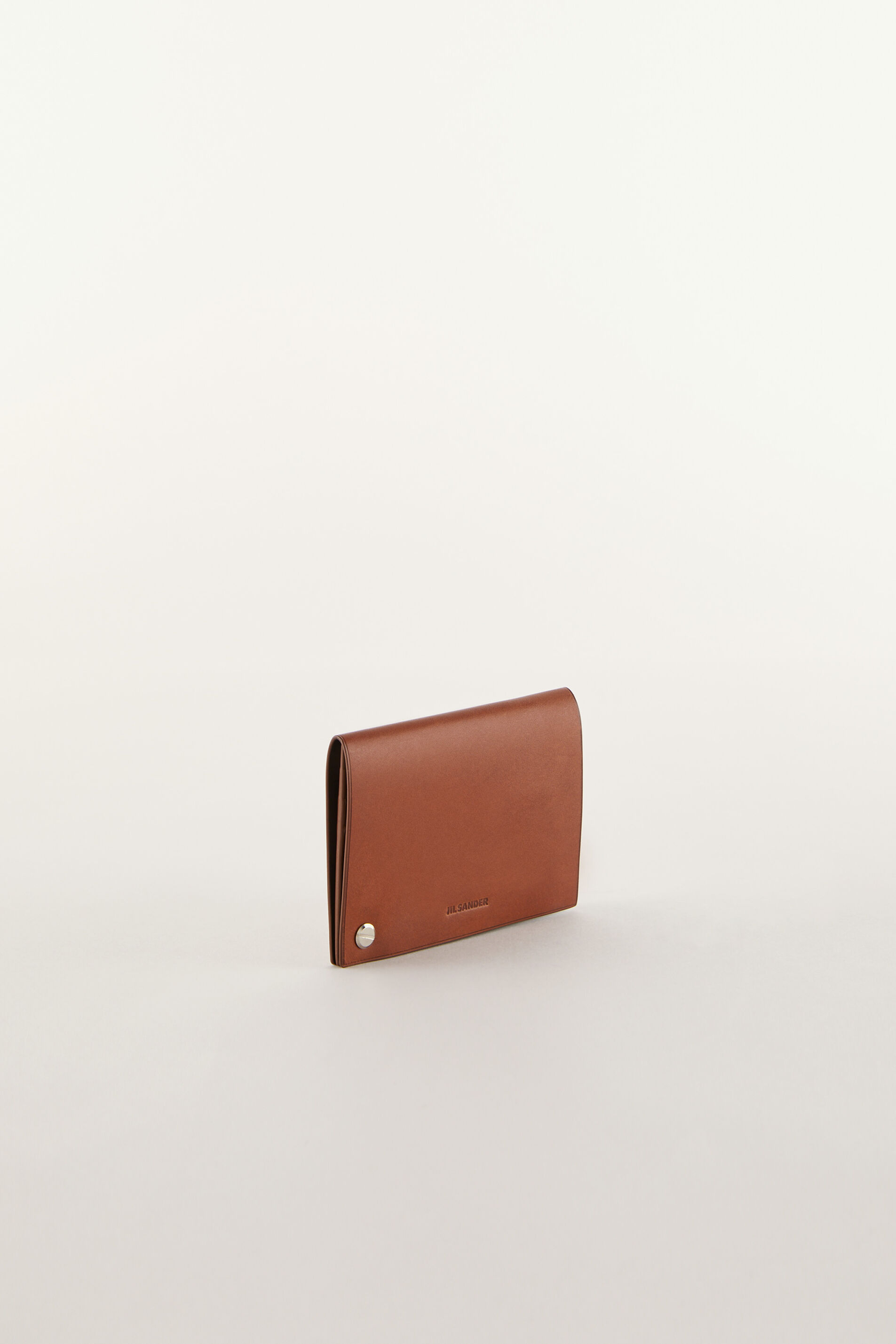 Card Holder, brown, large