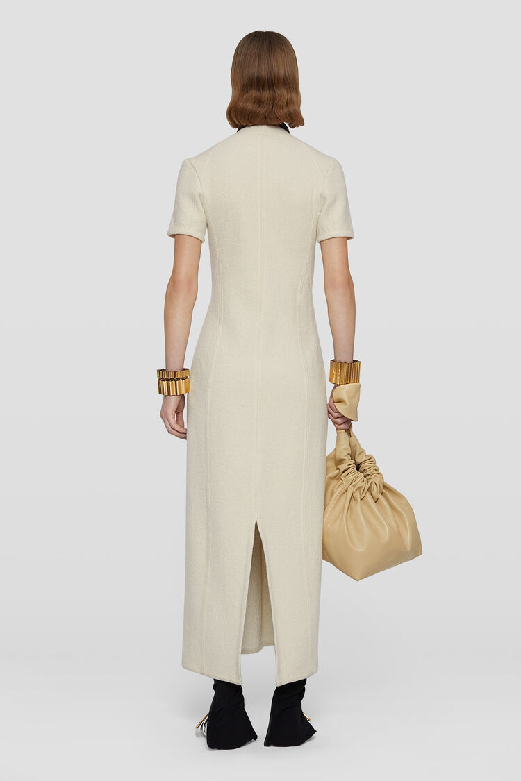 Structured Dress, natural, large