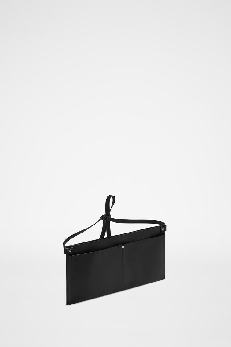 Belt Bag, black, large