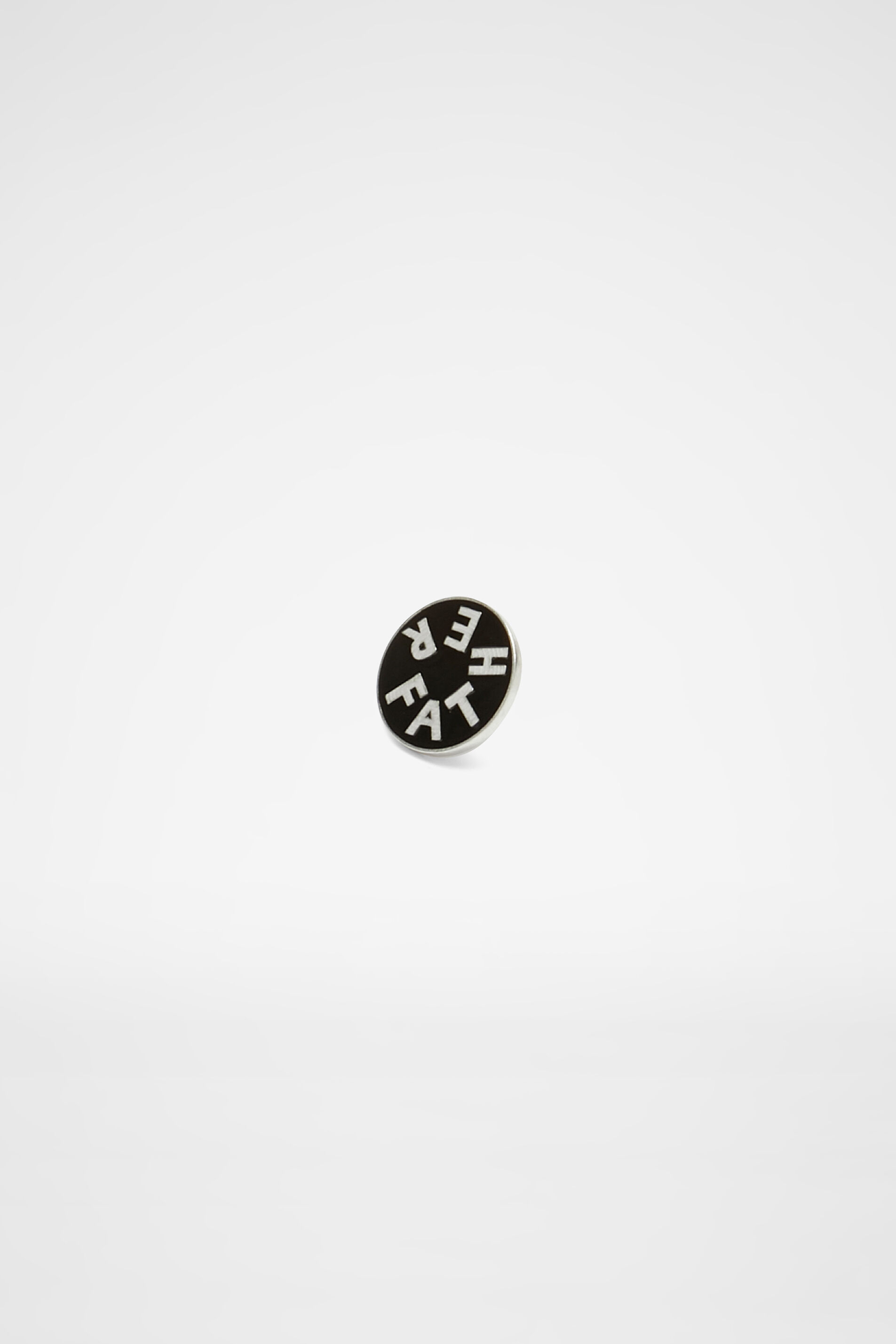 Pin Father, black, large