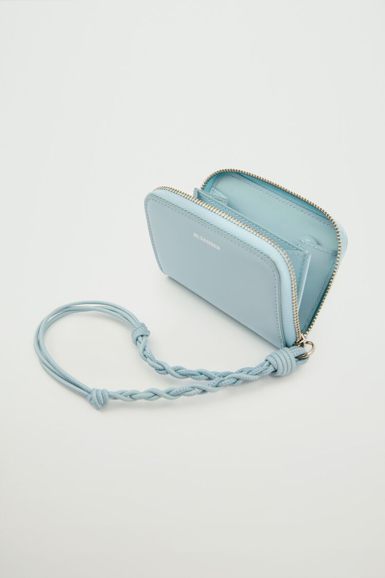 Zip Around Wallet, turquoise, large