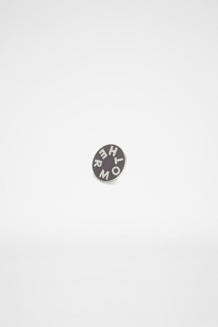 Pin Mother, grey, large
