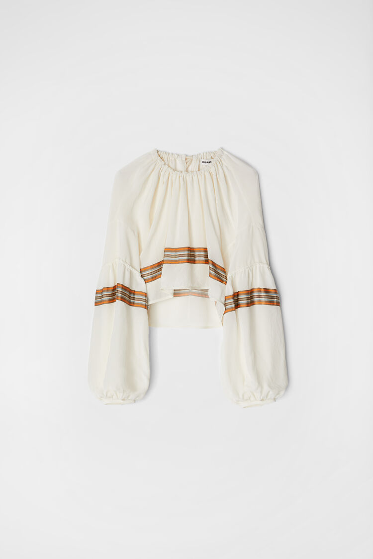 Cropped Top, white, large