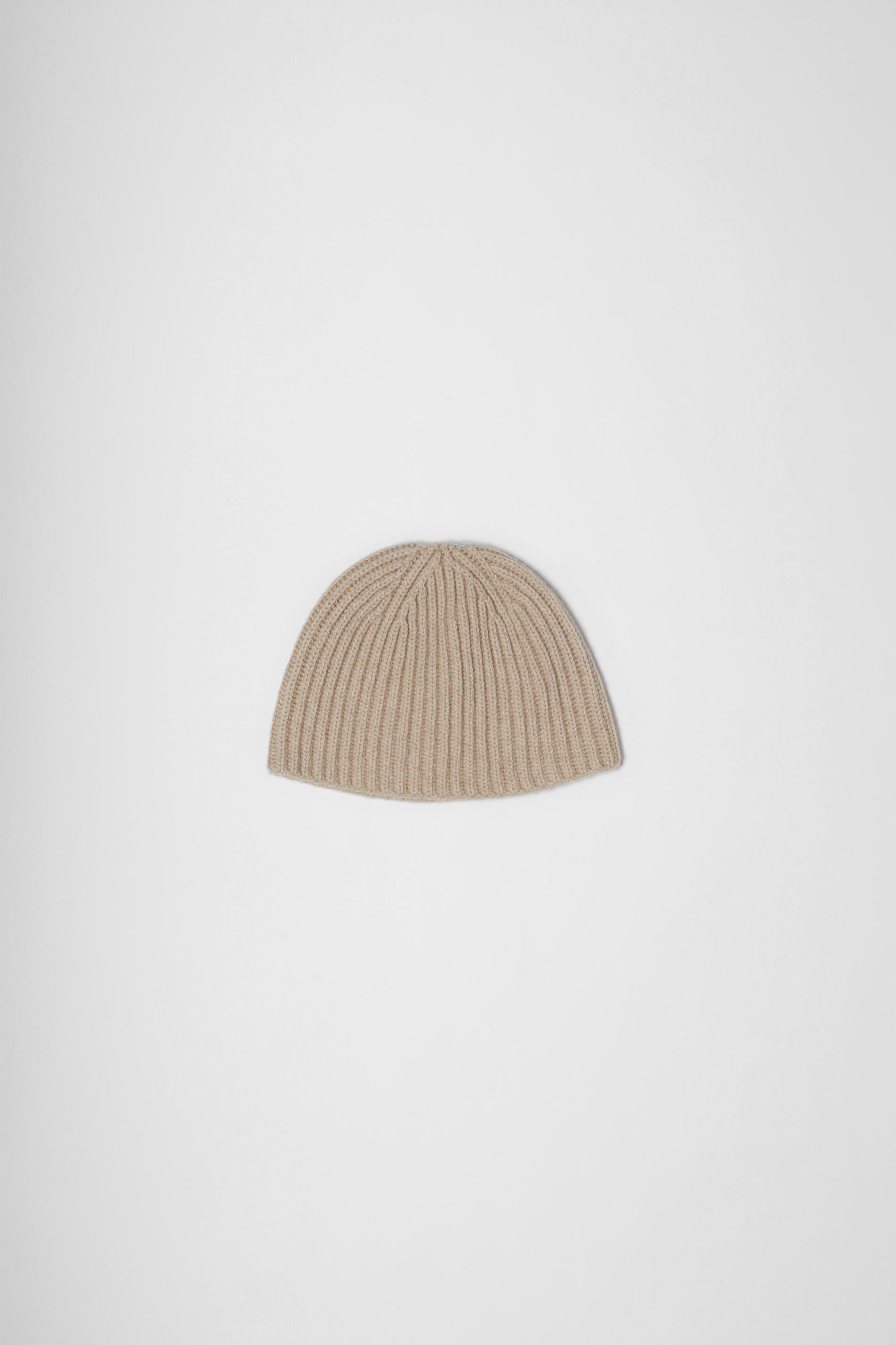 Hat, pastel brown, large