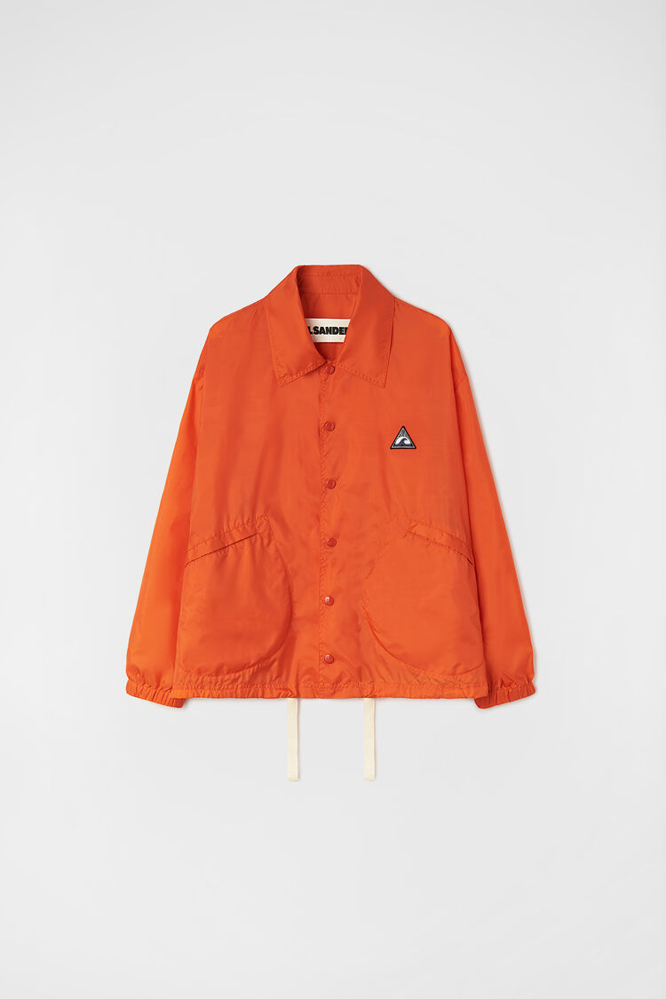 Jacket, orange, large