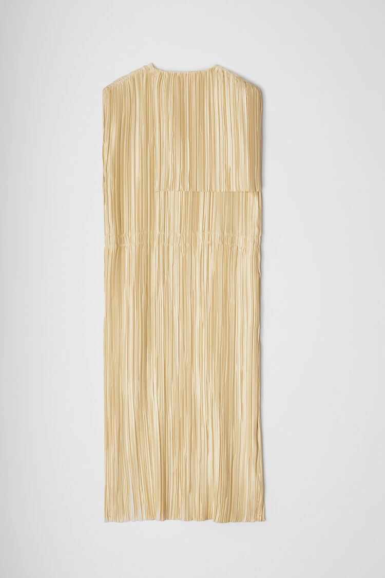 Column Dress, beige, large