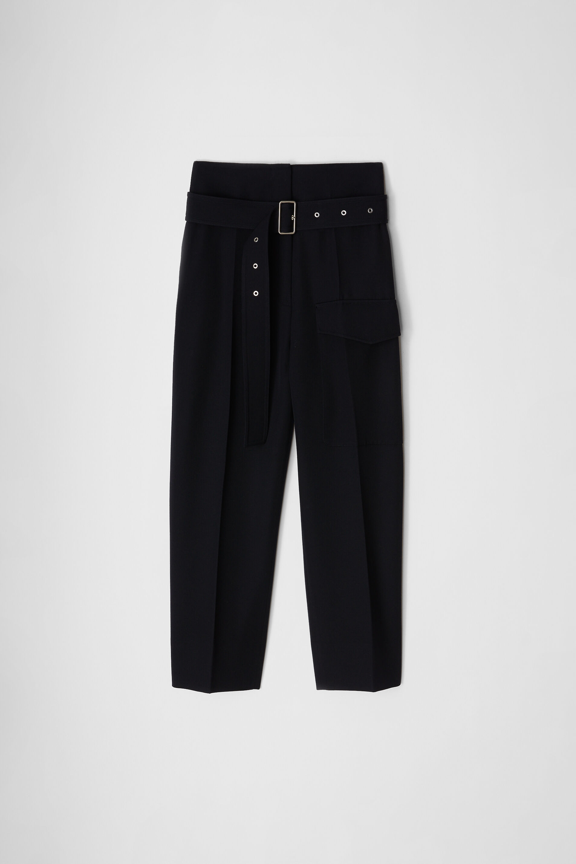 Utility Trousers, dark blue, large