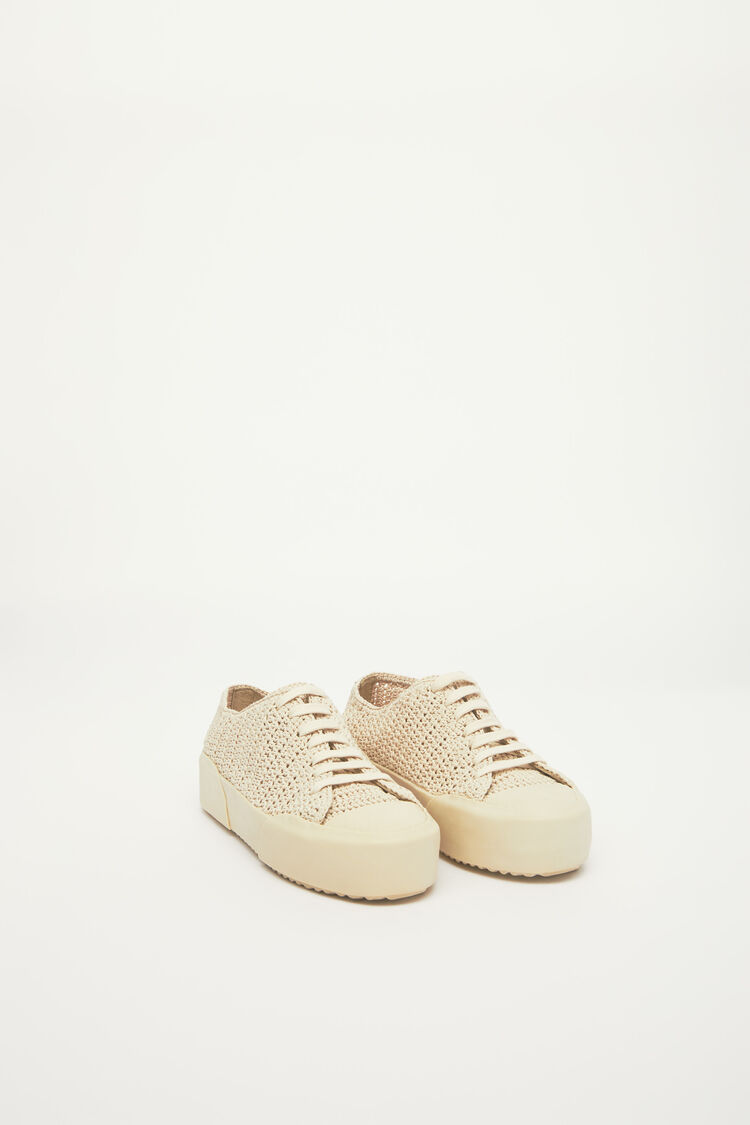 Sneakers, natural, large