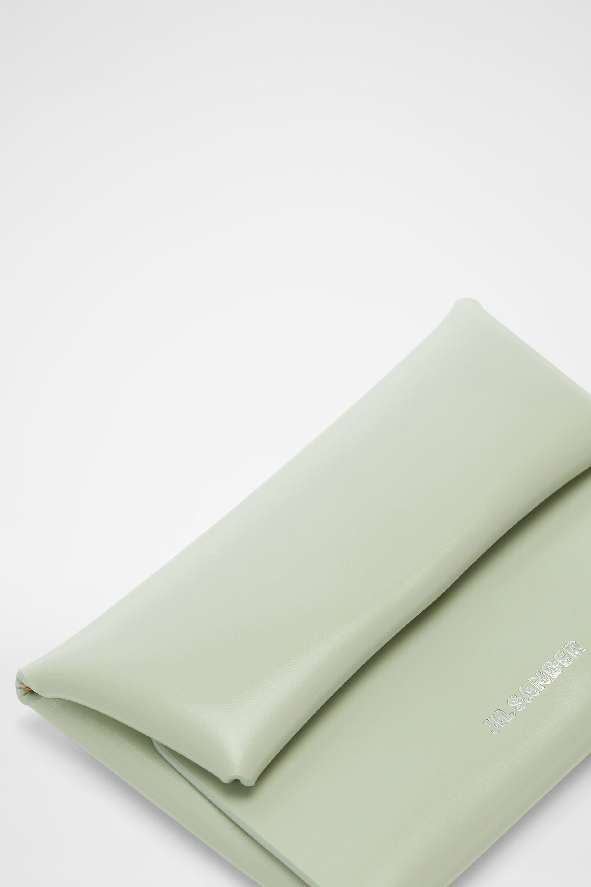 Coin Purse, pastel green, large