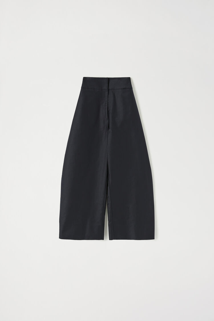 Trousers, dark blue, large