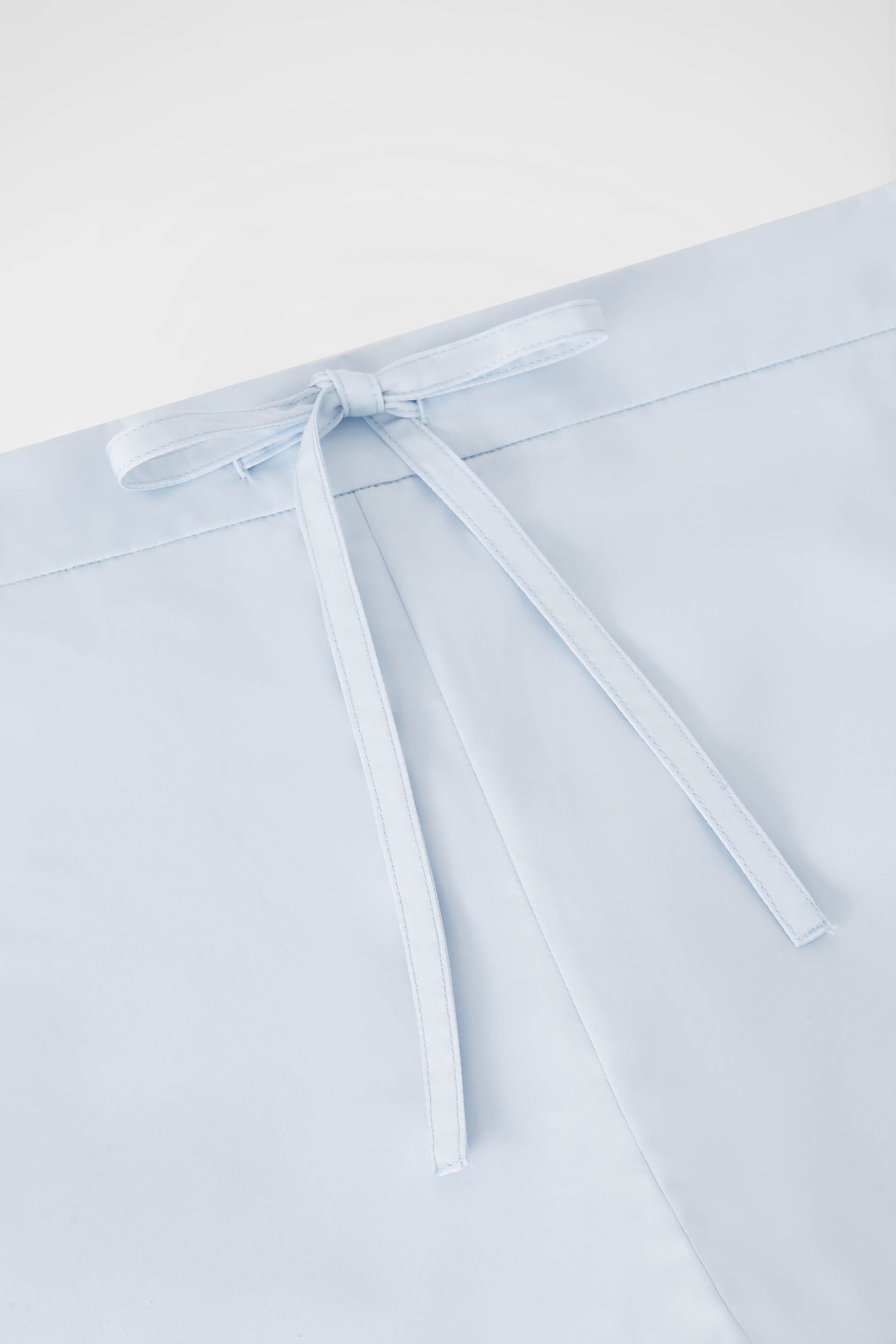 Pyjama Set, pastel blue, large