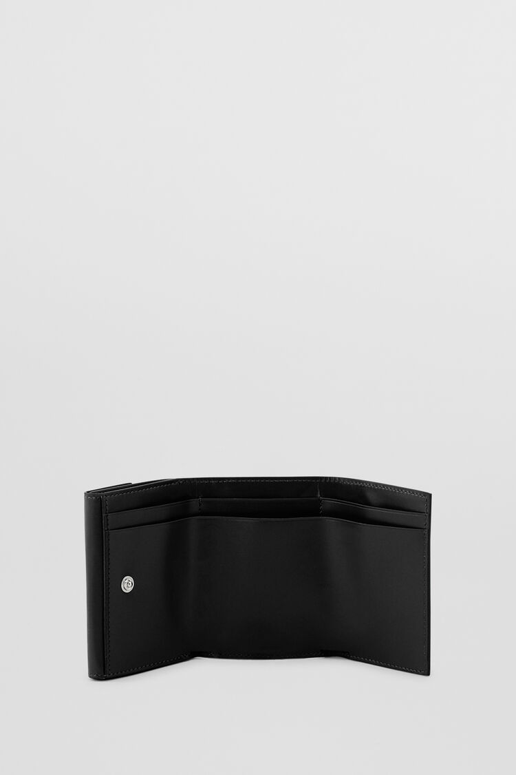 Baby Wallet, black, large