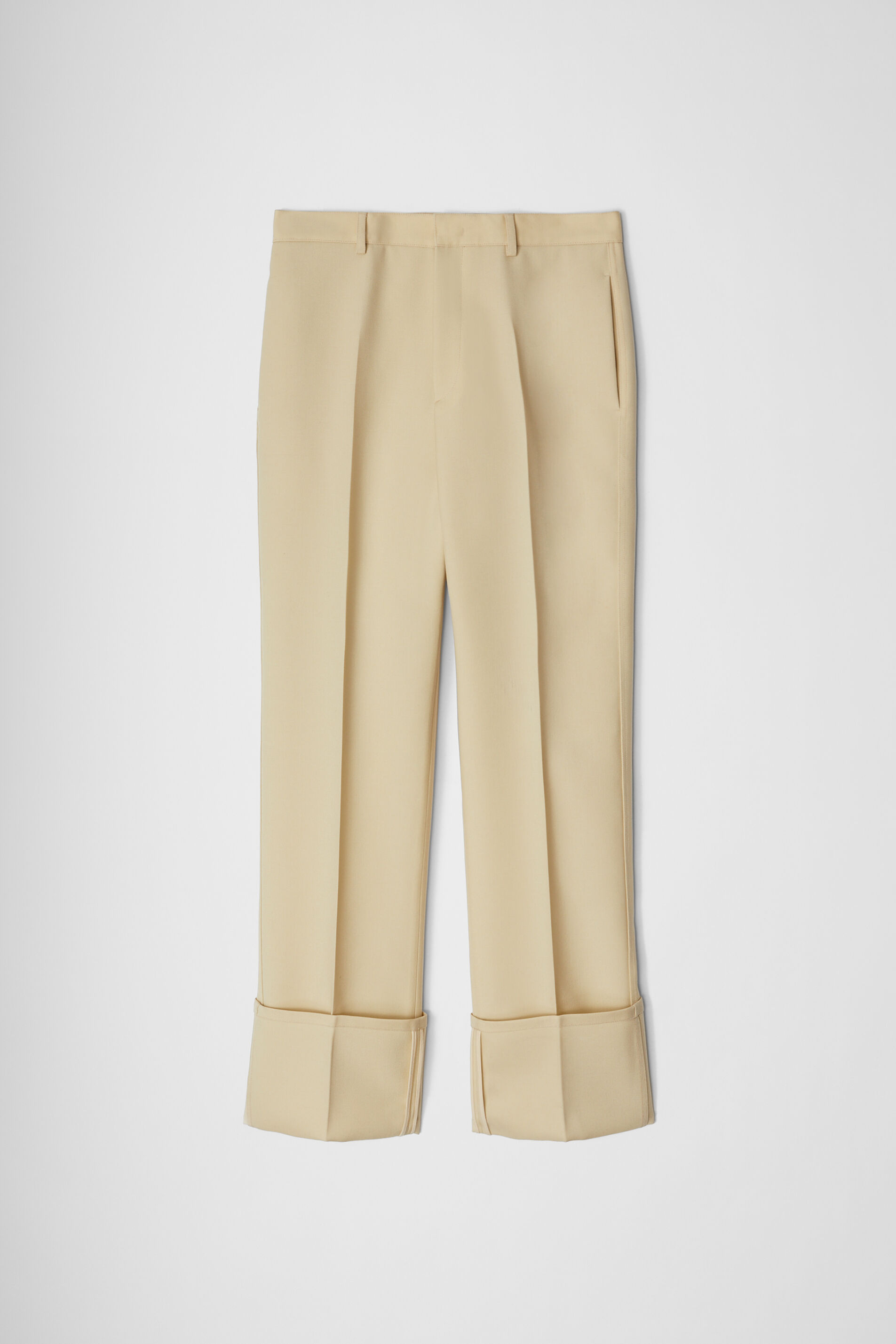 Trousers, pastel green, large