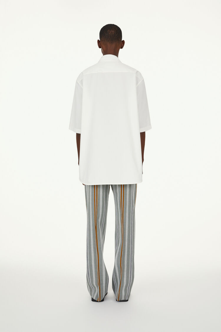 Trousers, grey, large