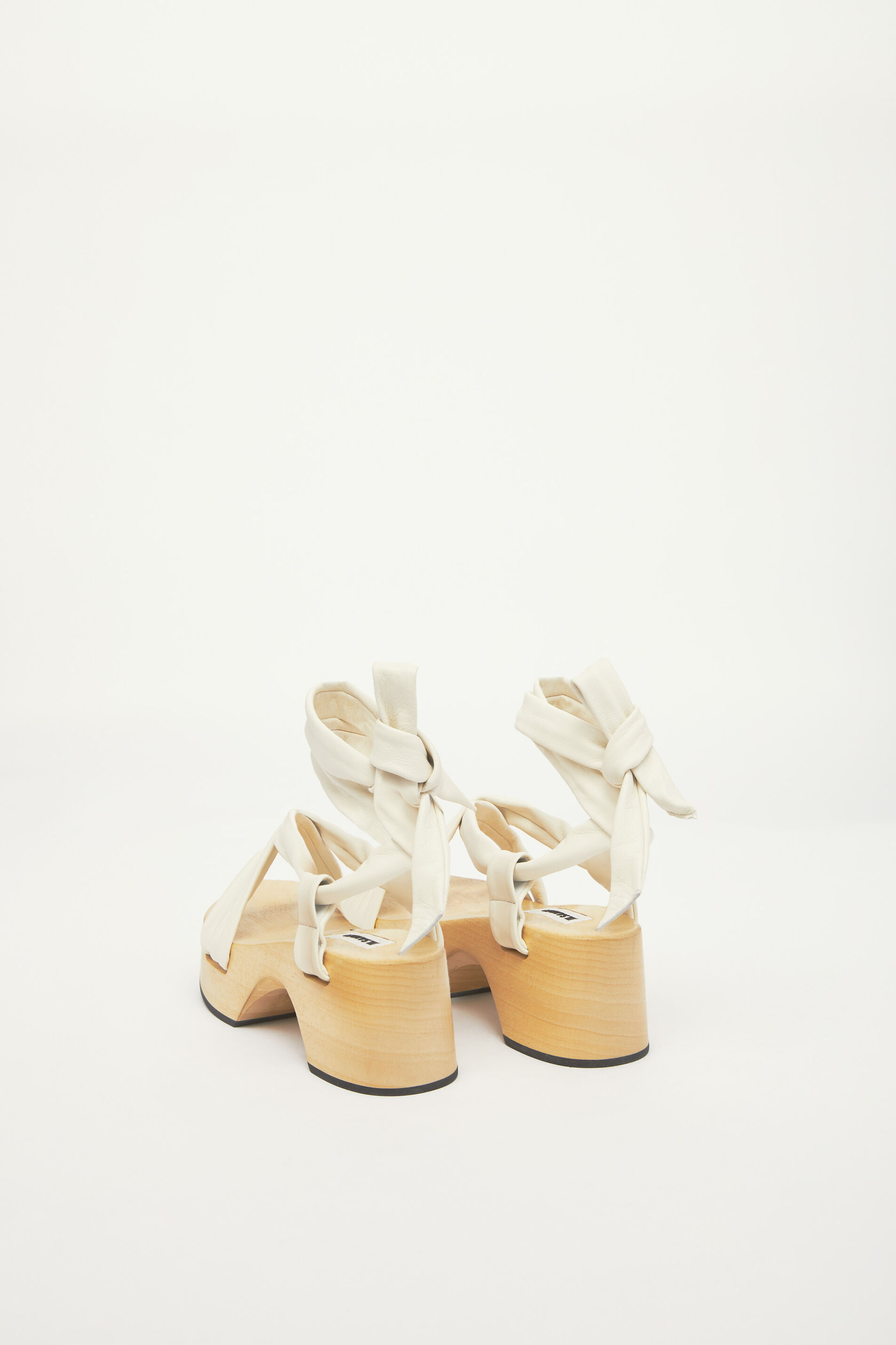 Wedges, natural, large