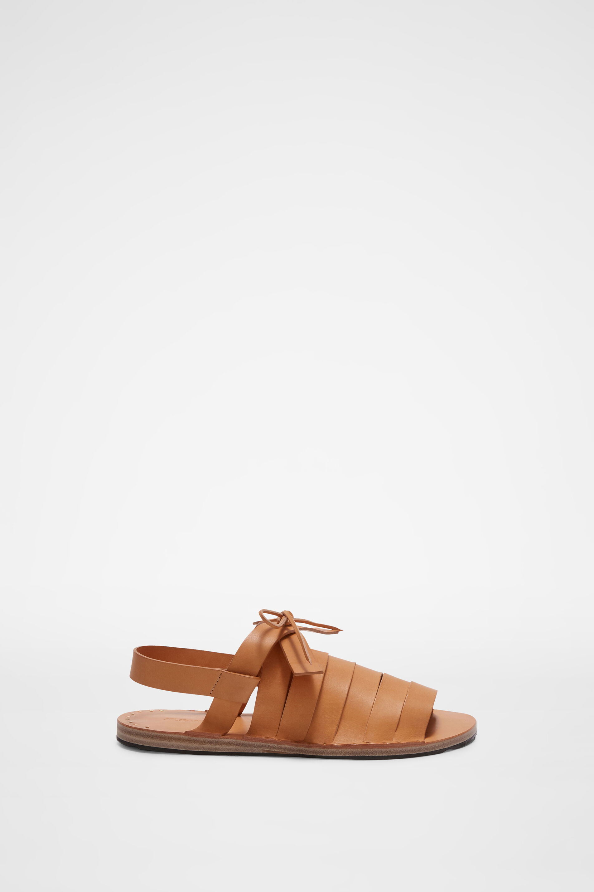 Sandals, copper, large