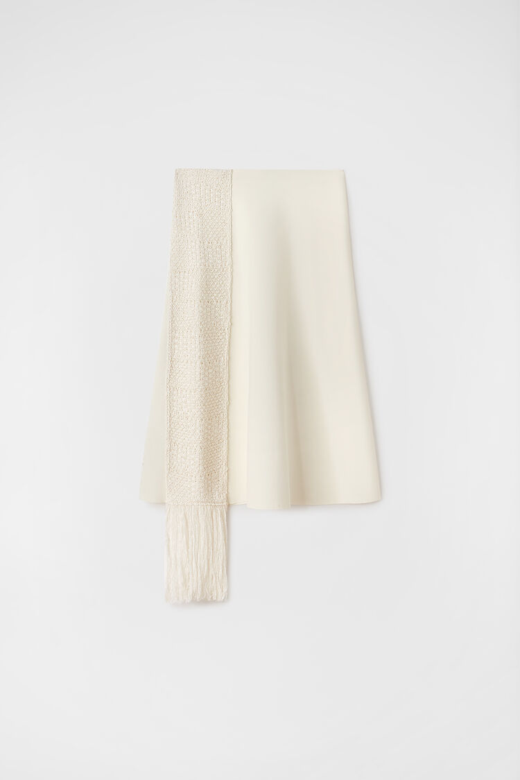 Skirt, natural, large