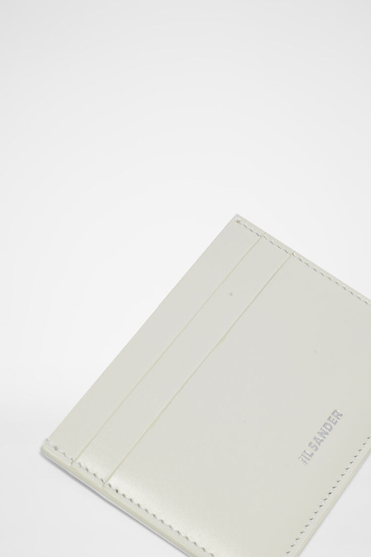 Credit Card Holder, white, large