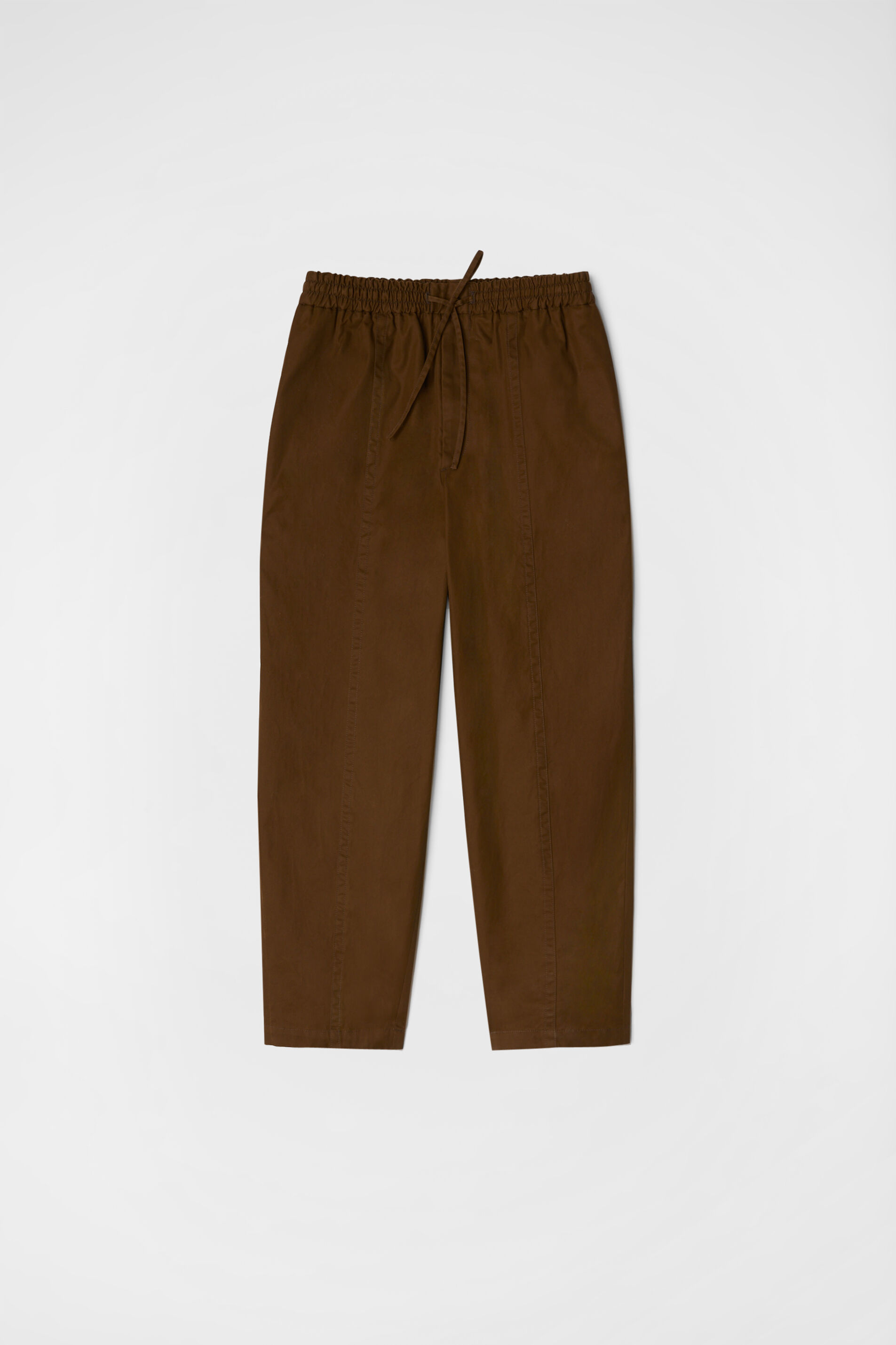 Trousers, green, large