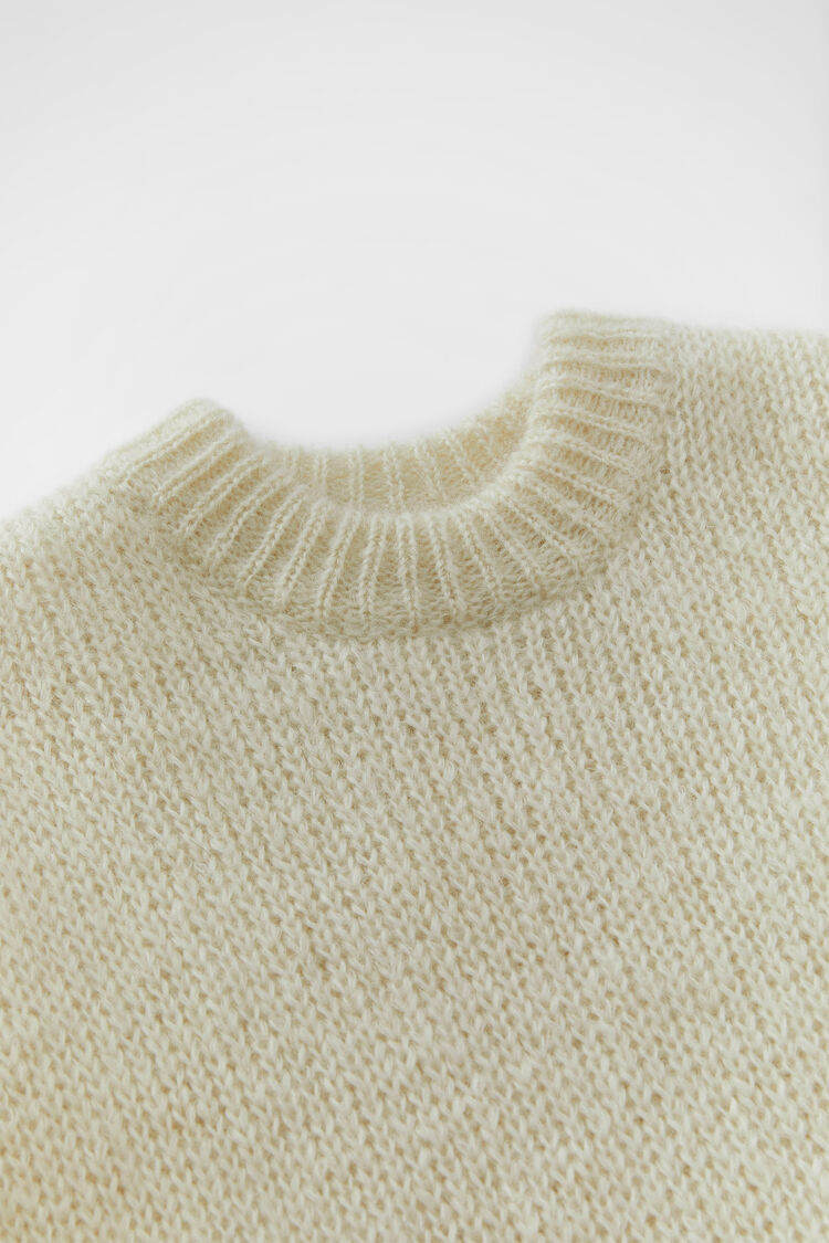 Sweater, natural, large
