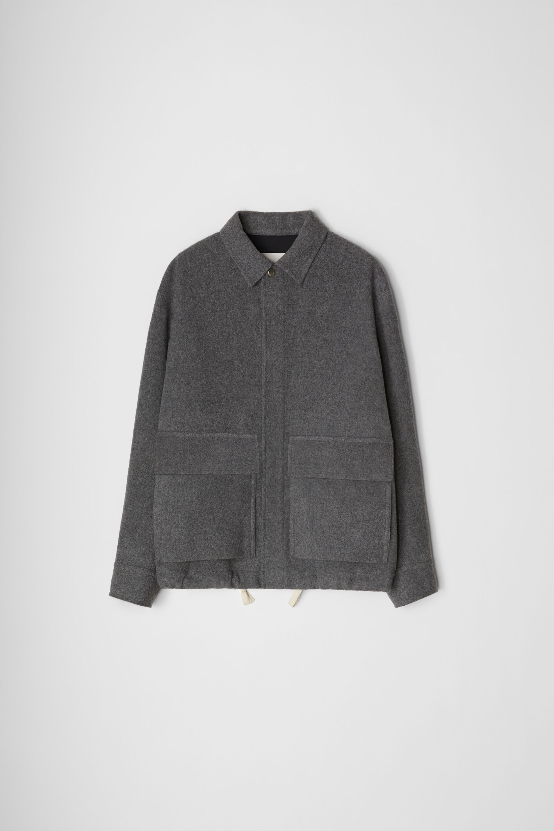 Jacket, dark grey, large