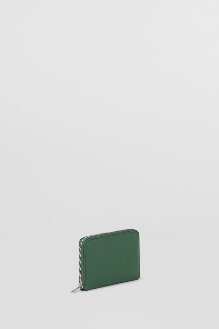 Zip Around Pocket Wallet, dark green, large