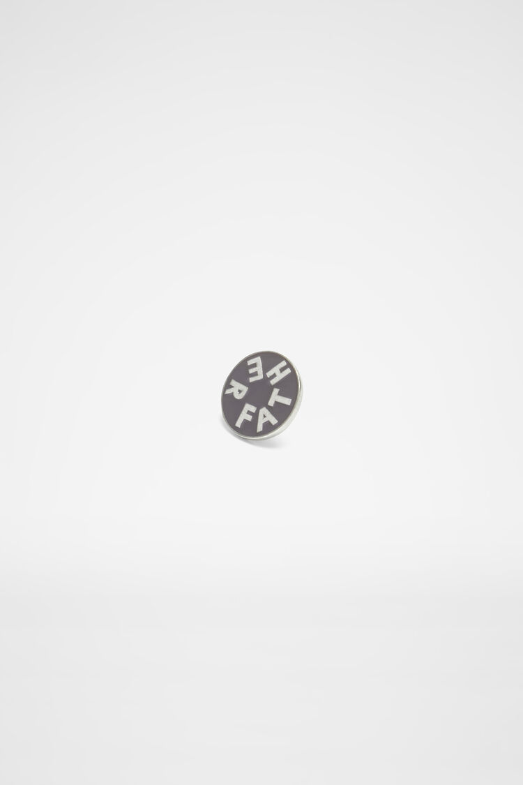 Pin Father, grey, large