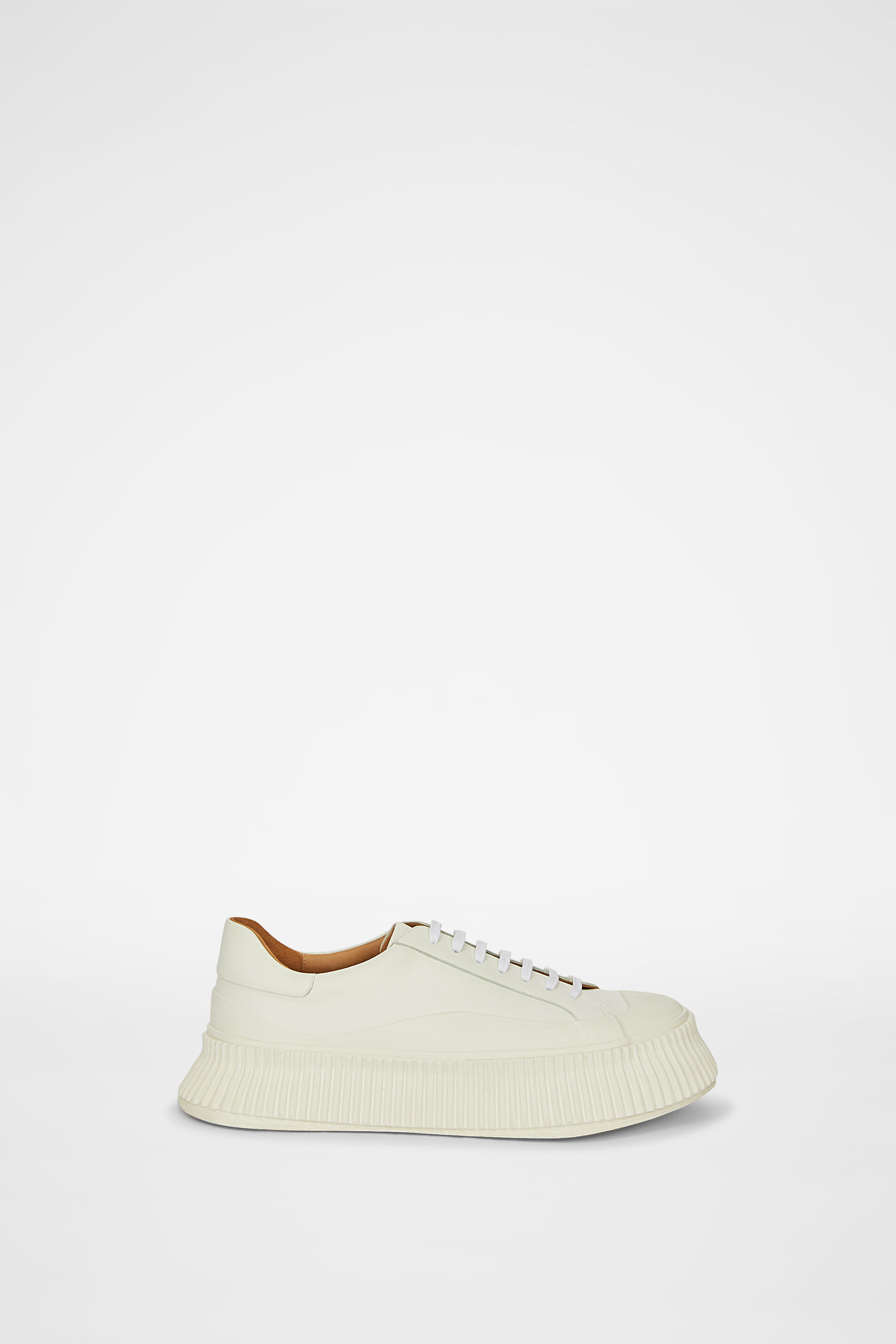Sneakers, white, large