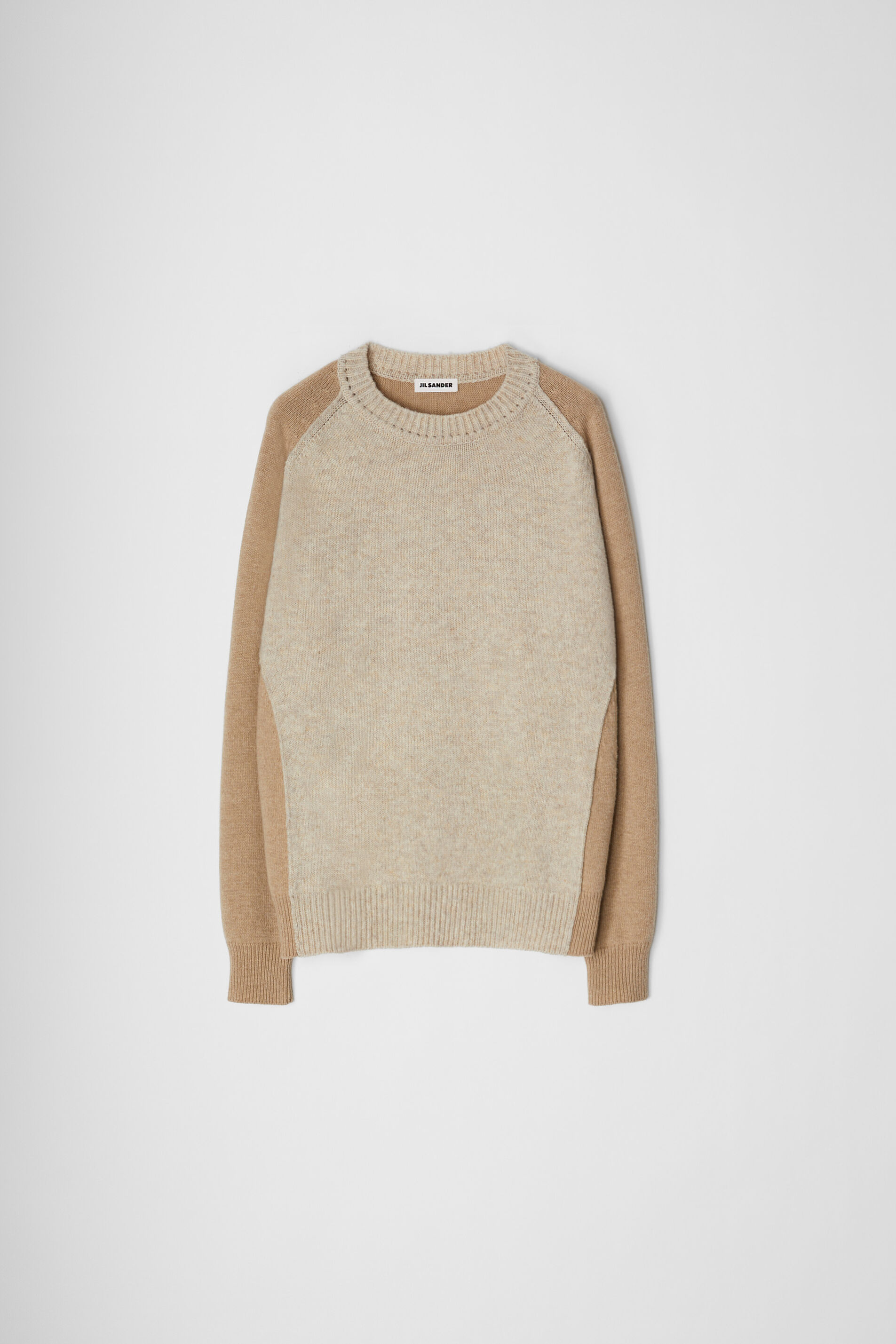 Sweater, beige, large