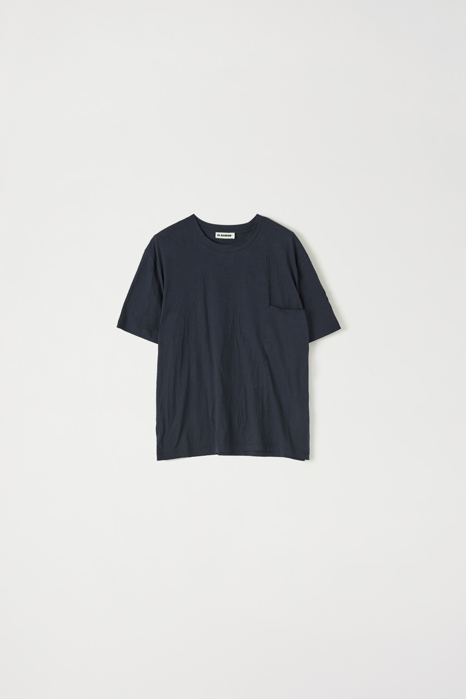 T-Shirt, dark blue, large